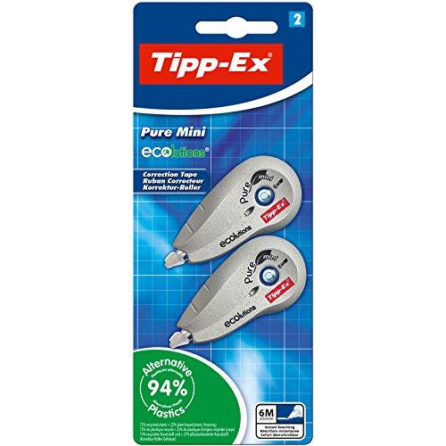 Tipp-Ex Ecolution Pure Mini Tape 918464Korrekturroller