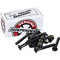 Independent Genuine Parts Cruz pernos estándar Phillips Skate Hardware