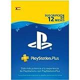 PlayStation Plus Card per 365 giorni [Edizione Spagna]