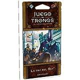 Fantasy Flight Games Juego de Tronos - La Paz del Rey, Juego de Cartas (Edge Entertainment EDGGT04)