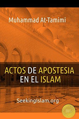Actos de Apostesia En El Islam (Spanish Edition)