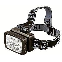 Şarjlı 12 Led Kafa Feneri Lambası