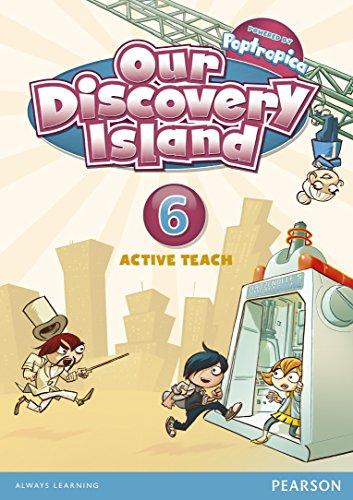 Our Discovery Island 6 Active Teach - 9788498378047