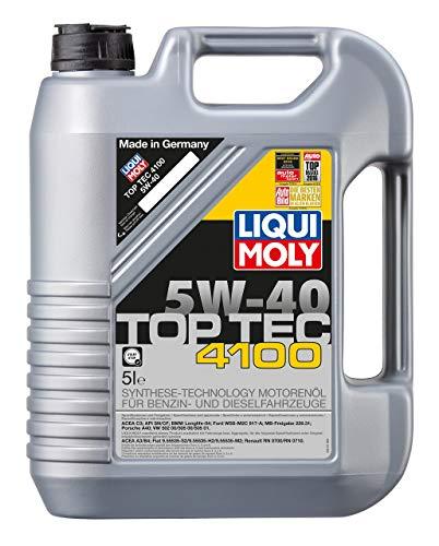 Liqui Moly 9511 4 Top Tec 4100 5 W 40 5L