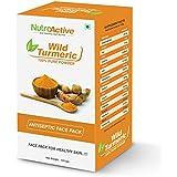 Nutroactive Wild Turmeric Face Pack Powder (Jangli Haldi Powder) - 100 Gm