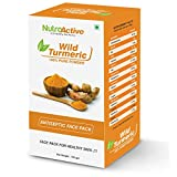 Nutroactive Wild Turmeric Face Pack Powder (Jangli Haldi Powder) - 100 Gm