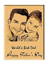 Becoming a father, without a doubt, is men's greatest source of accomplishment, pride and motivation. Fatherhood shows about unconditional love, strengthened the significance of giving back and teaches how to be a superior human being. Show your Fath...