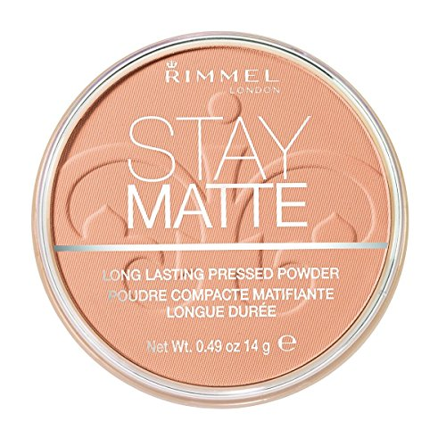 Rimmel London Stay Matte Base Maquillaje Tono 8 Cashmere