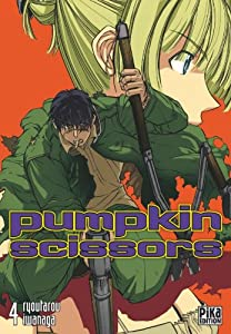 Pumpkin Scissors Edition simple Tome 4