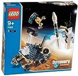 LEGO 7469 - Exkursion zum Mars, 417 Teile