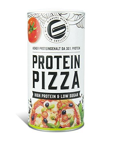 Got7 Protein Pizzateig Mischung Backmischung Fertigbackmischung Eiweißpizza Diät Fitness Bodybuilding 500g