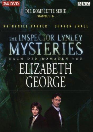 Edel Germany GmbH The Inspector Lynley Mysteries Die komplette Box (24DVDs)