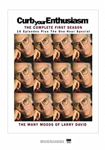 Curb Your Enthusiasm: The Complete Series 1 [DVD] [2004]
