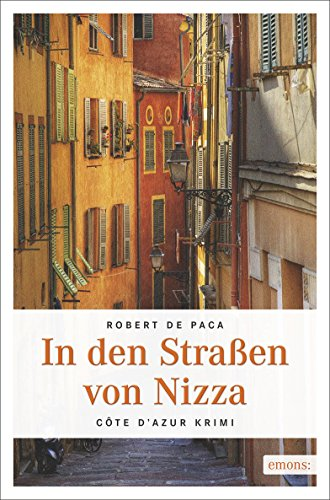 Buchseite und Rezensionen zu 'In den Straßen von Nizza (Côte d' Azur)' von Robert De Paca