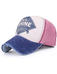 Amazon.co.uk  Blue - Baseball Caps   Hats   Caps  Clothing a4a033098d69