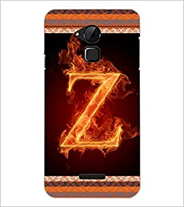 PrintDhaba GRANDbet Z D-2555 Back Case Cover for COOLPAD NOTE 3 LITE (Multi-Coloured)