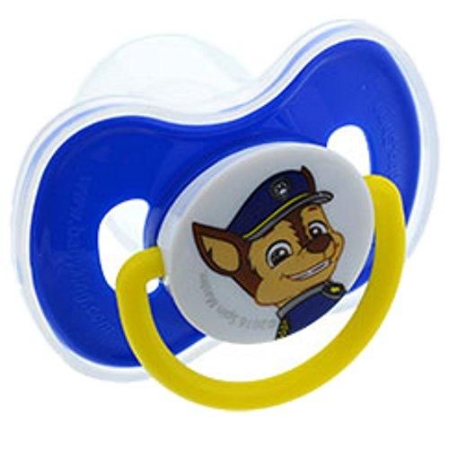 Preisvergleich Produktbild Paw Patrol Baby Schnuller mit Cover