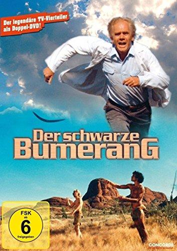 Bild von Der schwarze Bumerang (2 DVDs) - Die legendären TV-Vierteiler