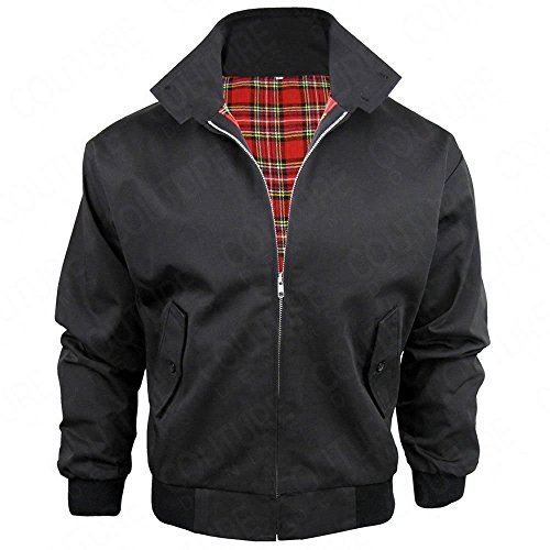 harrington-chaqueta-con-forro-de-tartan-britanico-fabricado-para-hombre-con-cremallera-clasico-bombe