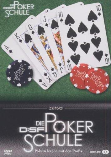 Die Pokerschule - Lerne Poker mit allen Tricks [2 DVDs]