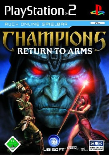 Champions: Return to Arms [import allemand]