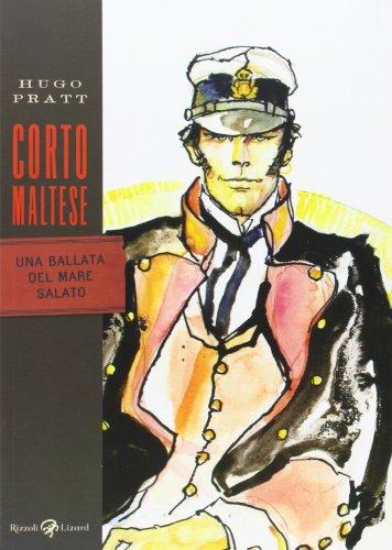 Corto Maltese. Una ballata del mare salato (Tascabili Pratt) por Hugo Pratt