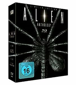 Alien Anthology Box Set (Standard Edition) [Blu-ray]