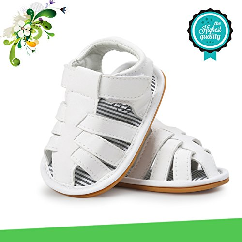 Zapatos de Bebé, Morbuy Unisexo Zapatos Bebe Primeros Pasos Verano Recién nacido 0-18 Mes Bebé Casual...