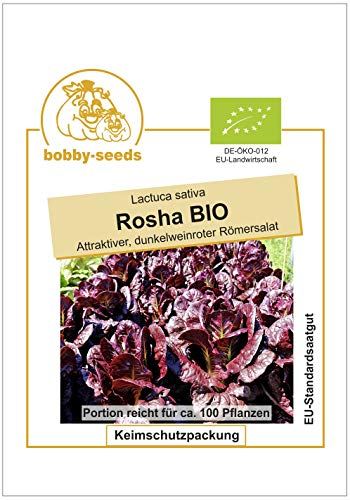 Bobby-Seeds BIO-Salatsamen Rosha Portion