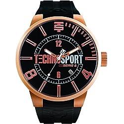 TechnoSport Damen Chrono Uhr - rose gold