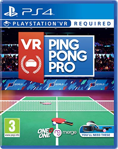VR Ping Pong Pro (PS4) Best Price and Cheapest