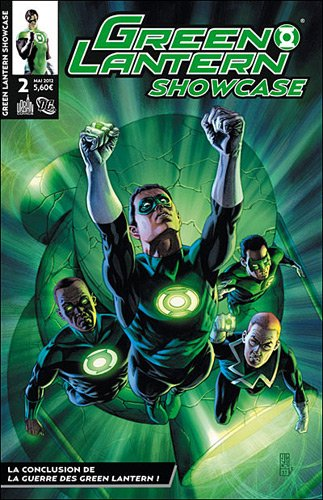 Green Lantern showcase n°2