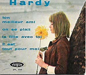 Françoise Hardy -  The Vogue Years  CD 1