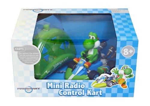 MarioKart Mini Radio Control Kart Yoshi