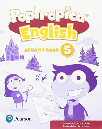 Poptropica English 5 Activity Book