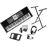 Yamaha YPT230 61 key/note, full size portable keyboard