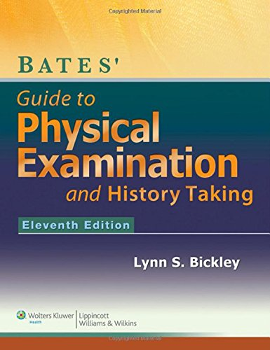Bates' Guide to Physical Examination and History-Taking with Access Code (Point (Lippincott Williams & Wilkins))