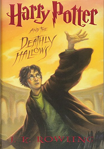 Click for larger image of Harry Potter and the Deathly Hallows (Book 7)