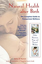 Natural Health after Birth: The Complete Guide to Postpartum Wellness by Aviva Jill Romm (2002-01-01)