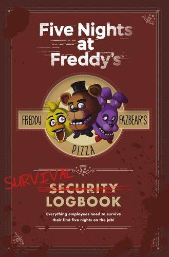 Five Nights at Freddy's: Survival Logbook por Scott Cawthon