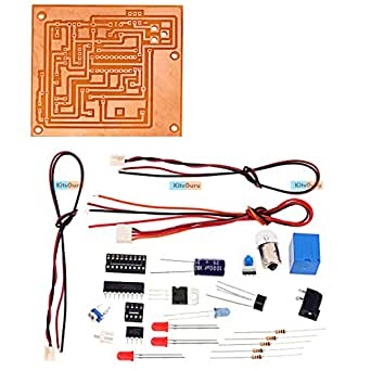 DIY Kit - Anti-Collision Light : LGKT017 Simple Circuit Projects