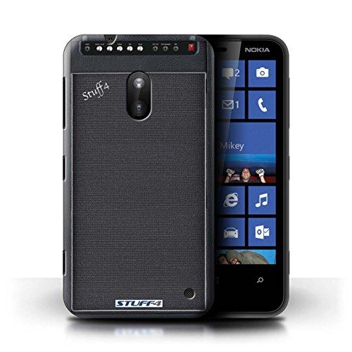 Kobalt® Imprimé Etui / Coque pour Nokia Lumia 620 / Hifi conception / Série Haut-Parleur dessin Amplificateur