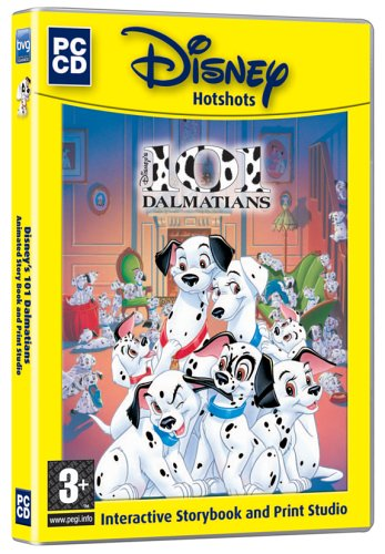 Click for larger image of Disney Hotshots 101 Dalmatians