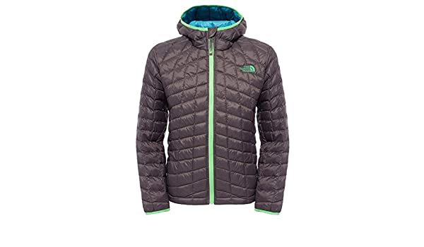 THE NORTH FACE B Thermoball Hoodie - Veste pour Enfant, Gris, Taille YXL   Amazon.fr  Sports et Loisirs f63b1c1fe081