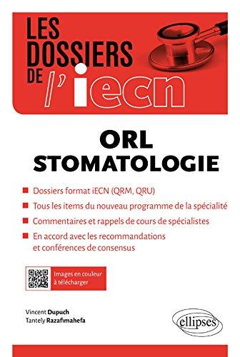 ORL Stomatologie par Vincent Dupuch, Tantely Razafimahefa