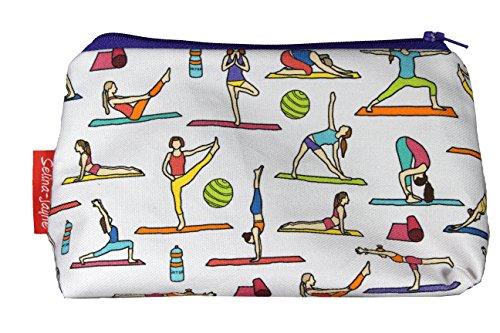 Selina-Jayne Yoga Limitierte Auflage Designer Kosmetiktasche (Designer-strumpfhosen)