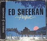 Ꝓꬲꭉʄꬲcȶ - singolo cd standard ed sheeran