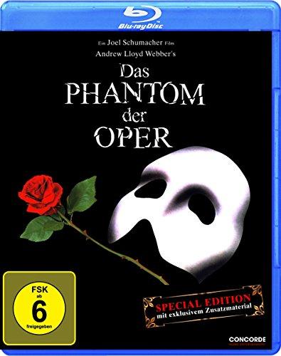 Das Der Oper Phantom (Das Phantom der Oper [Blu-ray] [Special)