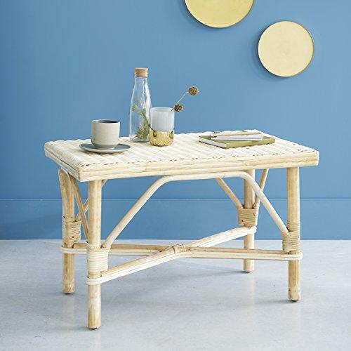 BOIS DESSUS BOIS DESSOUS Table Basse en rotin Naturel