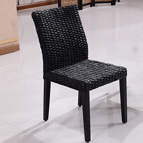 seeksungm Chaise, simple mode rotin Fauteuil, domestique Handmade naturel temps libre Fauteuil d'osier (pièce unique), hC320